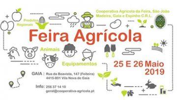 Feira Agrícola da Gaia