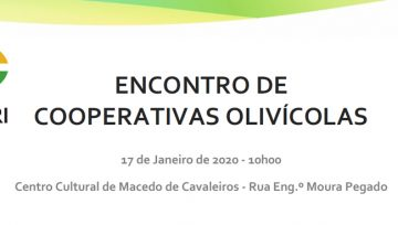 Encontro de Cooperativas Olivícolas 2020